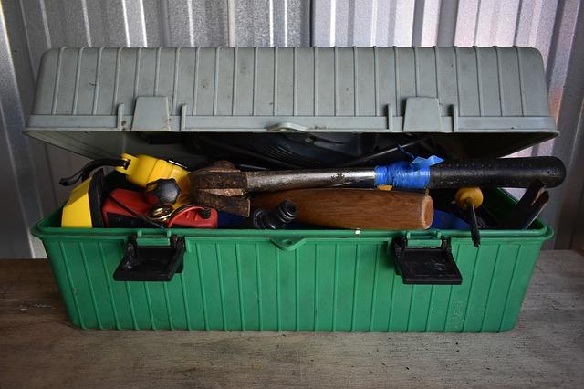 HVAC maintenance tools
